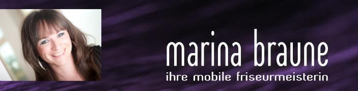 marina braune - logo